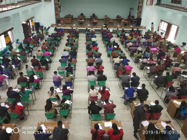 cnr student exam